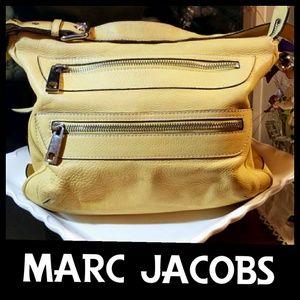 🆕MARC JACOBS▪Pastel Double Zip Hobo Bag